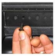 SKB Cases 1SKB-RRK10  10U Rear Rail Kit 1SKB-RRK10