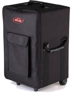 Small Rolling Powered Mixer Soft Case
