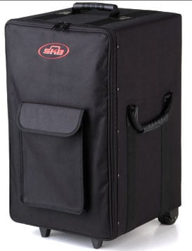 Large Rolling Powered Mixer Soft Case
