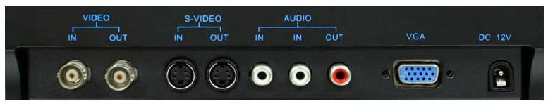 "10"" LCD LYNX Series Monitor"