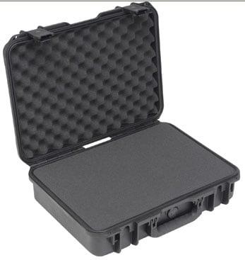 "Molded Utility Case, 18"" x 13"" x 5"" w/ Foam"