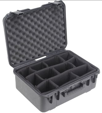 Molded Case, 18 x 13 x 7, Dividers