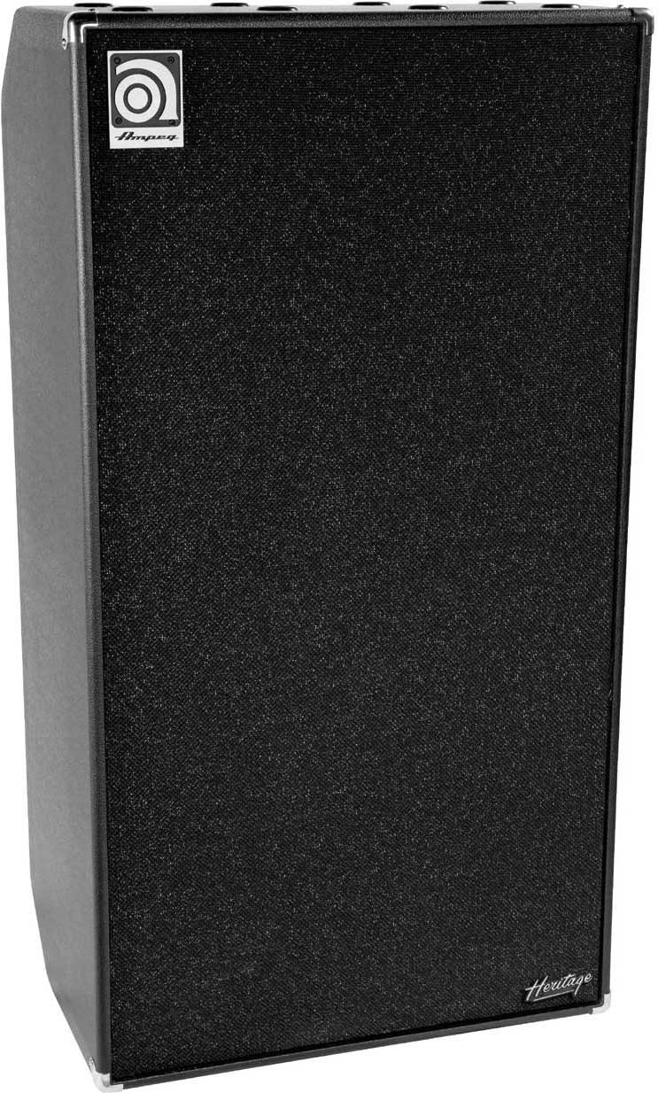 "Heritage Series 8x10"" Bass Cabinet, 800W RMS @ 4 Ohms"