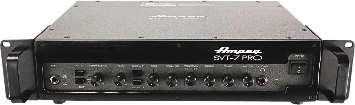 1000W Hybrid Bass Amplifier Head