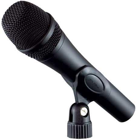 Multipattern Handheld Condenser Microphone
