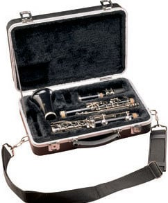 Deluxe Molded Hardshell Case for Clarinets