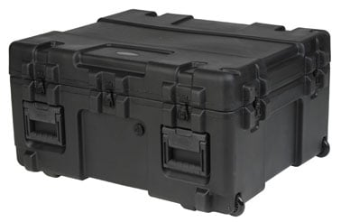 Mill-Std Case 30x25x15 w/foam