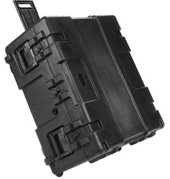 SKB Cases 3R3025-15B-EW Roto Mill-Std Waterproof Case, 30 x 25 x 15, Empty, Wheels 3R3025-15B-EW