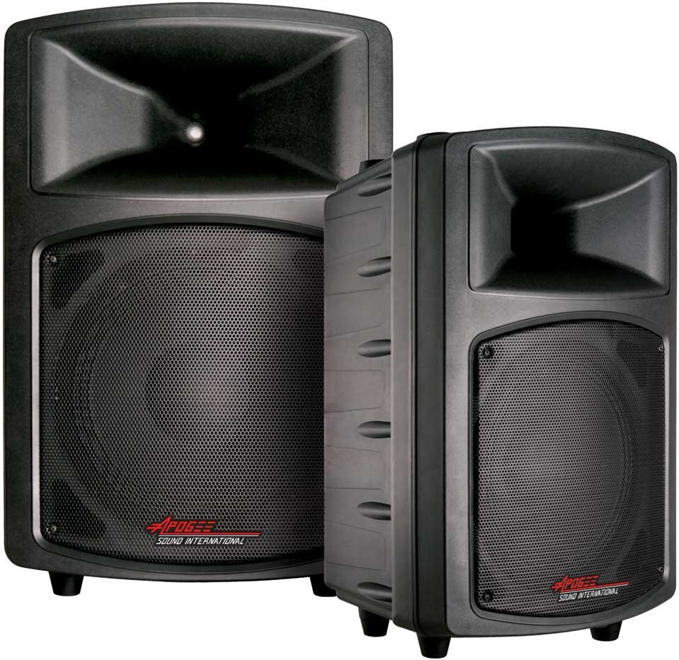 "Speaker, 15"" 2-way, 300W Continuous (Sold Each)"