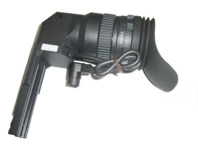 JVC Camcorder View Finder