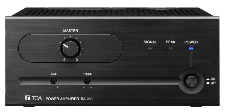 Power Amp, 35W, 4 Ohms Line Input