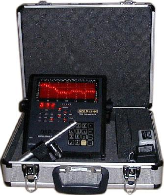 Goldline PROKIT30H Analyzer Mic Kit with Case PROKIT30H