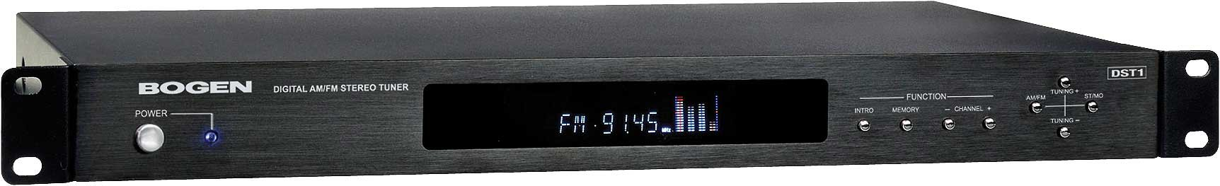 Bogen Communications DST1 Digital Stereo AM/FM Tuner DST1