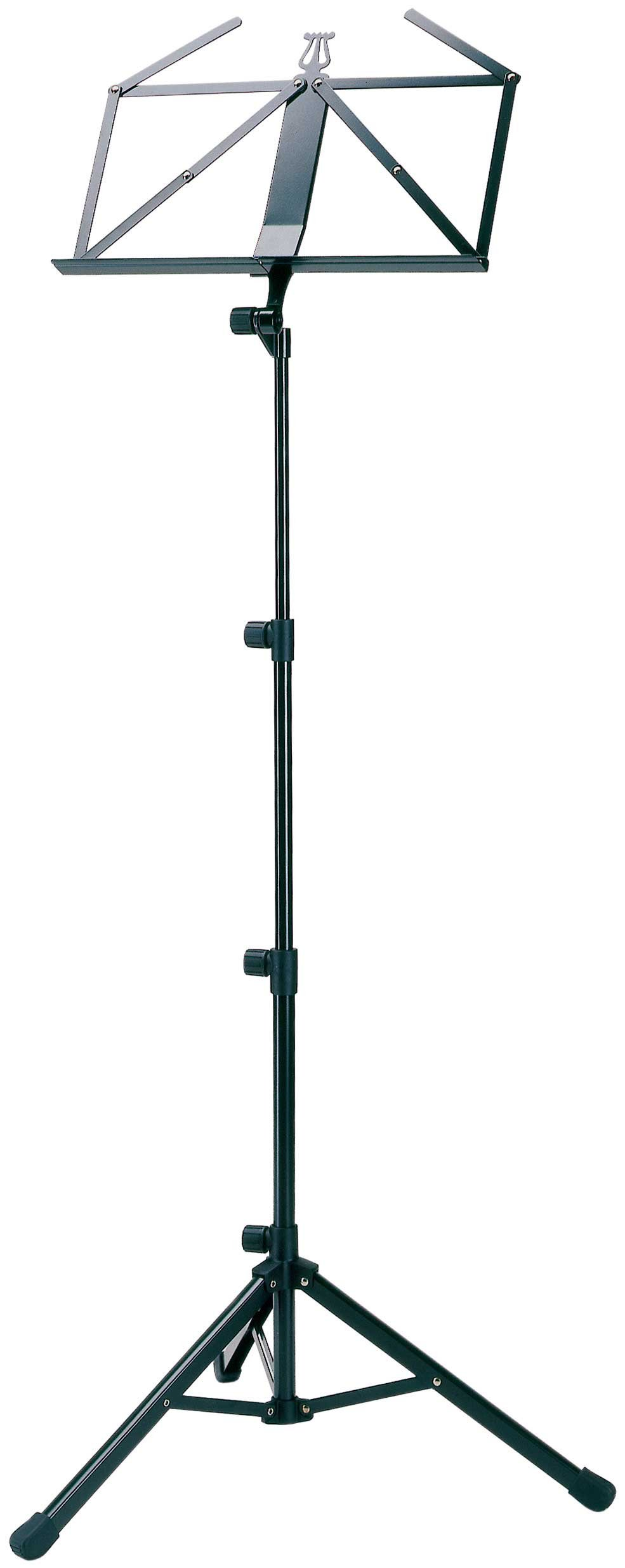 K&M Stands 10810 3-Piece Folding Music Stand 10810-KM