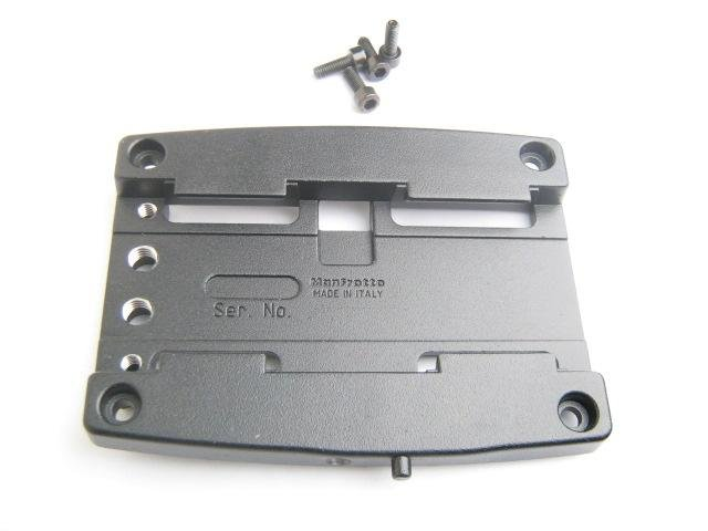 Manfrotto Tripod Head Mounting Plate Base