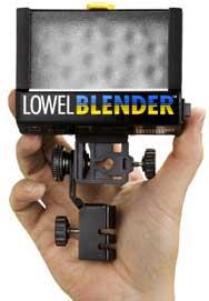 Lowel Blender Light