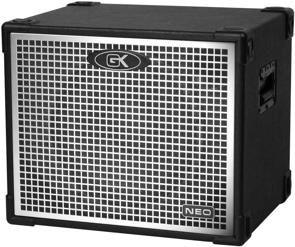 "Bass Speaker Cabinet, 1x15"", 400W, 8 Ohm"