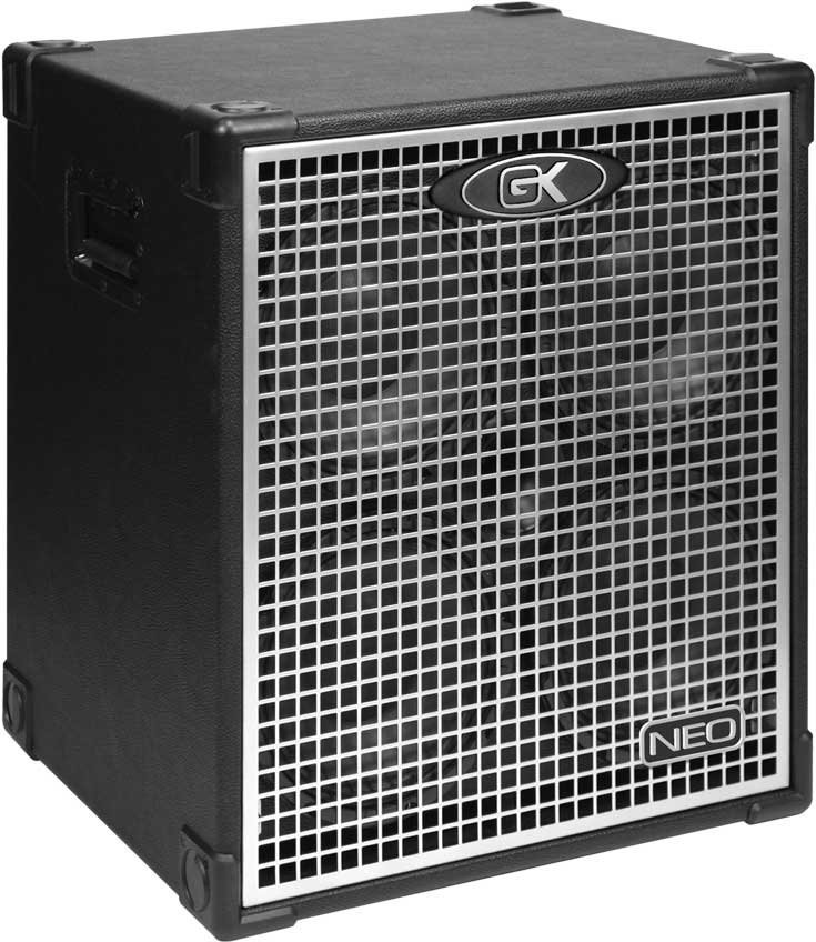 gallien krueger neo410 8 bass speaker cabinet 4x10 800w 8 ohm w removable casters full compass. Black Bedroom Furniture Sets. Home Design Ideas