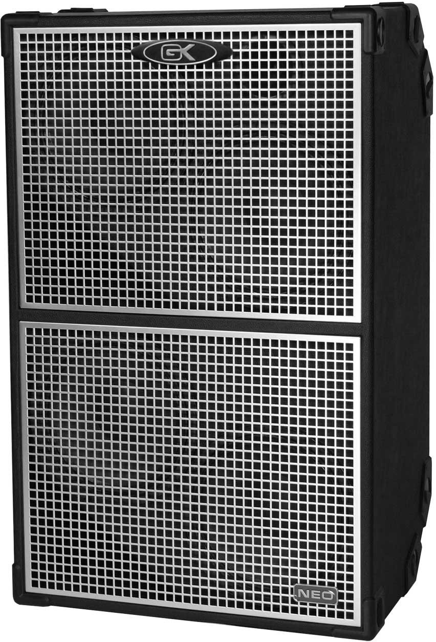 """Gallien-Krueger NEO412 Bass Speaker Cabinet, 4x12"""", 1200W, 4 Ohm NEO412"""