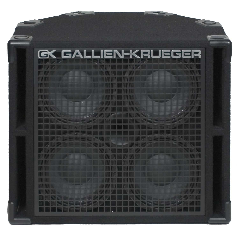"Gallien-Krueger 410RBH/8 Bass Speaker Cabinet, 4x10"", 800W, 8 Ohm, w/Removable Castors 410RBH/8"