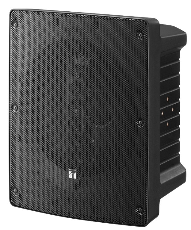 "TOA HS1200BT 12"" Speaker, 2-Way, Black HS1200BT"