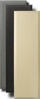 "12-Pack of 12"" x 48"" x 2"" Bevel-Edged Control Column Acoustic Panels"