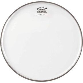 "12"" Emperor Clear Drum Head"