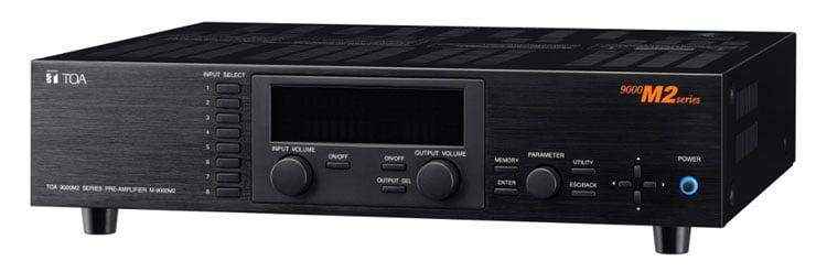 M-9000M2 Digital Matrix Mixer/Pre-Amp, 2x Line Level