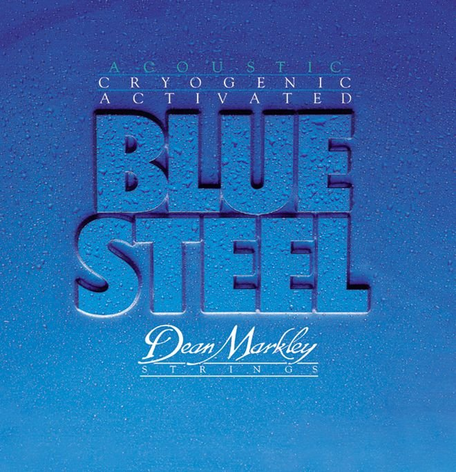 Extra Light Blue Steel Acoustic Guitar Strings