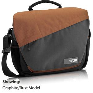 "STM Bags DUPLEX-15.5"" Bag, Medium,  Duplex, for laptops with displays up to 15.5"" DUPLEX-15.5"""
