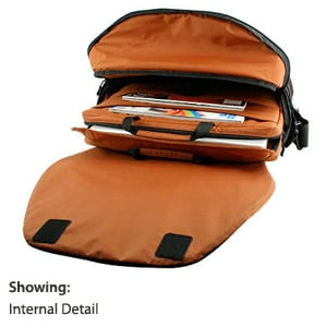 Bag, Medium,  Duplex, for laptops with displays up to 15.5""
