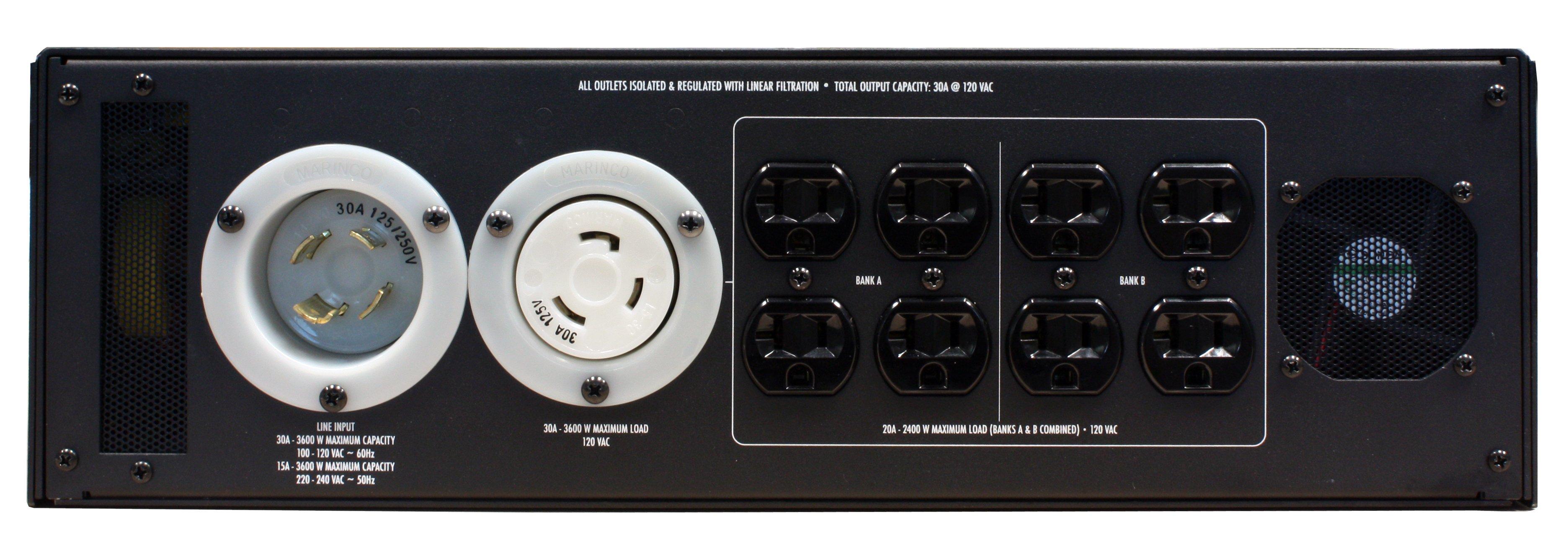 AC Line Regulator/30 Amp