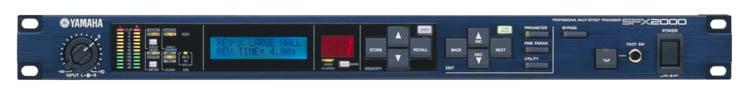 SPX2000 Digital Processor