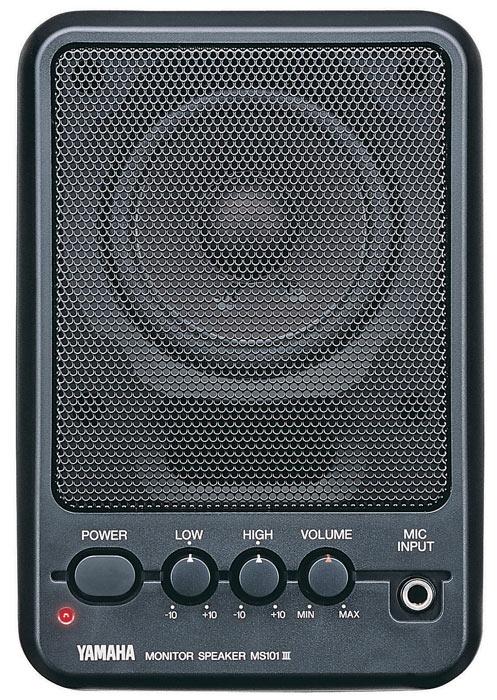 10W Powered Monitor Speaker