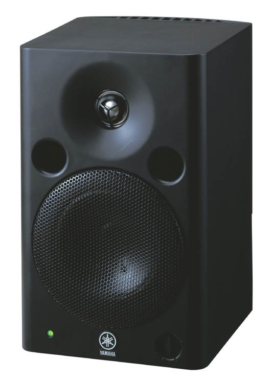40/27W Bi-Amped Monitor Speaker