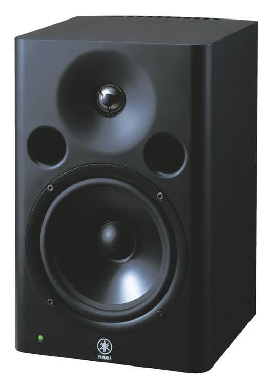 MSP7 Studio Bi-Amp Monitor Speaker 80/50W