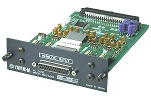 96 kHz Series Mini YGDAI 8 Channel Analog Input Card
