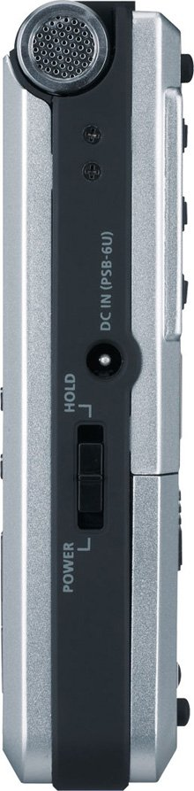 Handheld 2-Channel WAV/MP3 Recorder