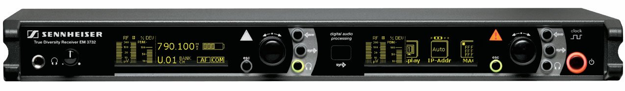Dual Diverse UHF Receiver, 90 MHz