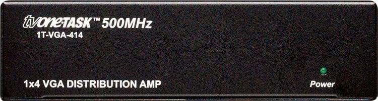 1x4 RGB/YPBPR Distribution Amp