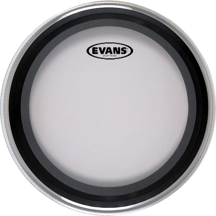 "24"" EMAD2 Clear Batter Drum Head"