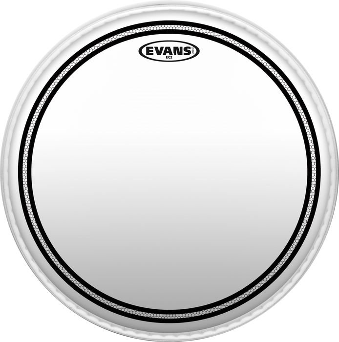 "6"" EC2 Clear Drum Head"
