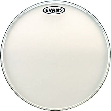 "15"" G1 Clear Drum Head"