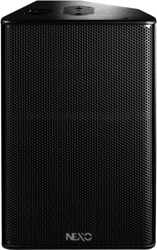 High-Power 2-Way Full Range Loudspeaker (with Right-Oriented Horn)
