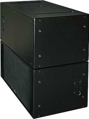 "Scalable Dual 15"" Subwoofer"