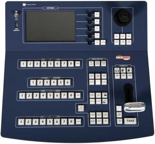 Analog Way ORC-50  Orchestra Multi-Screen Remote Controller ORC-50