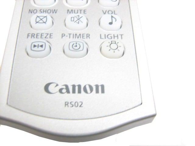 Canon Projector Remote Control