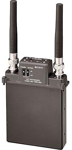 WRR-855S42/44 UHF Camera Mount Receiver
