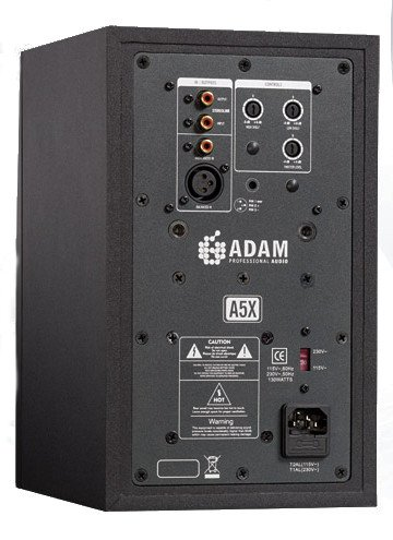 "5.5"" Near-Field 2-Way Active Studio Monitor"