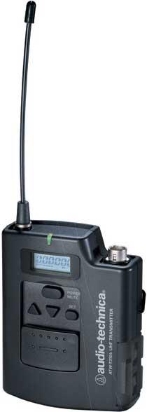 Wireless Bodypack Transmitter for AT 3000 Series, TV44-49